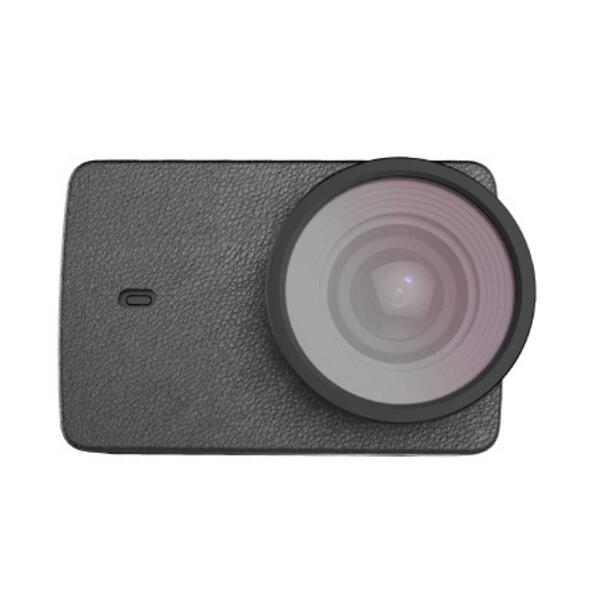 Original Lens And Leather Case For Xiaoyi Xiaomi YI 4K Action  Sports