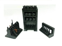 Firearms equipment storage rack lepin city lepin weapons swat police military model Building kits Bricks Block original Toys