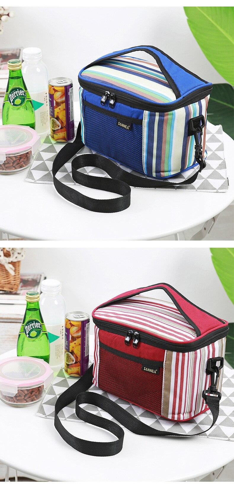 alimentos 5l bolsa lazer saco refrigerador almoço