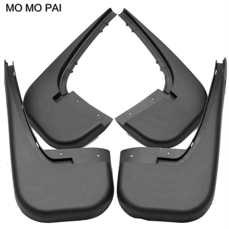 CAR Splash Guards Mud Guards Mud Flaps FENDER FIT FOR 2009-2015 Benz Vito Viano W639 4pcs front rear mud splash flaps guard fender for benz v class vito metris viano w447 2015 2016 with running board