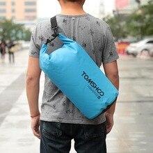10l/20l 야외 방수 건조 가방 자루 스토리지 가방 여행 래프팅 보트 카약 카누 캠핑 스노우 보드