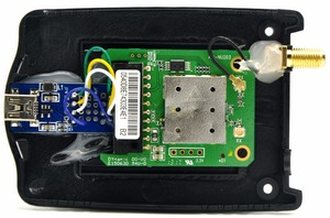 USB WiFi адаптер для ПК Atheros AR9271 802.11n 150 Мбит/с + 6dBi WiFi антенна для Kali Linux/Windows 7/8/10/Roland Piano, для AW-NU148