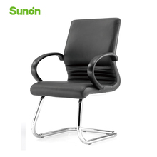 High Quality Leather Boss Chair Middle Back Comfortable Gaming Chairs Executive Office Chair for Conference Meeting