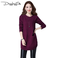 Dongdongta Spring Fashion Women Sweater High Elastic Solid Turtleneck Sweater Women Slim Sexy Tight Bottoming Knitted
