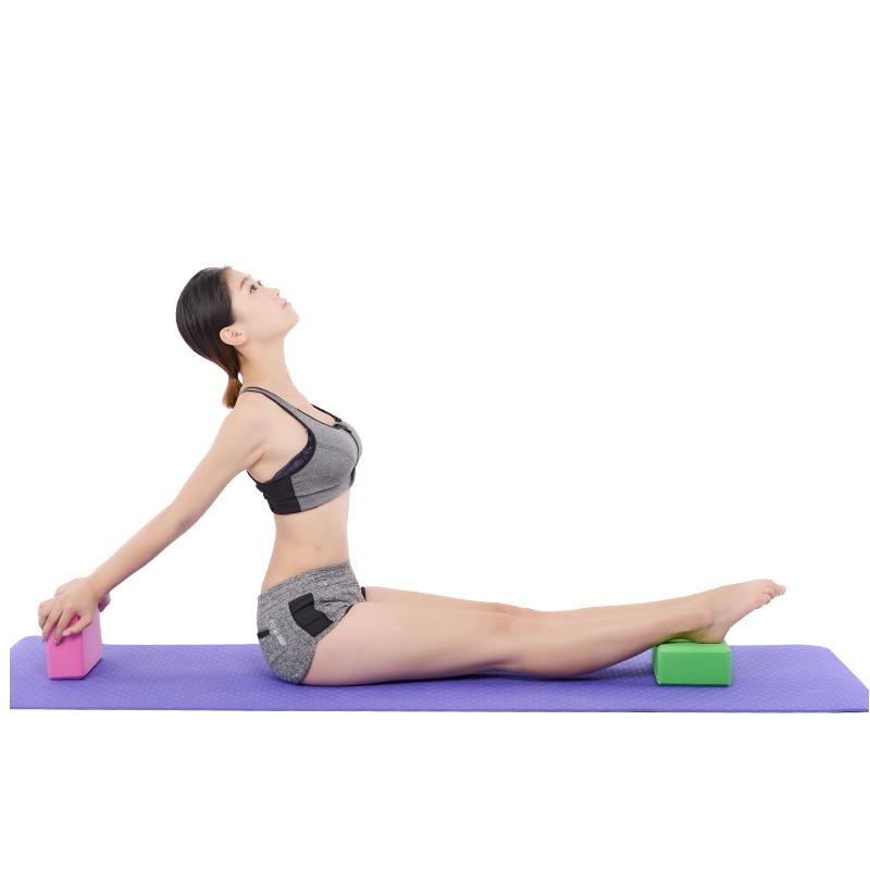 Buy Yoga Blocks London: Aliexpress.com : Buy EVA Yoga Block Brick Pilates Sports