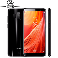 HOMTOM S7 5 5 HD 18 9 Full Display Mobile Phone MTK6737 Quad Core 3G RAM