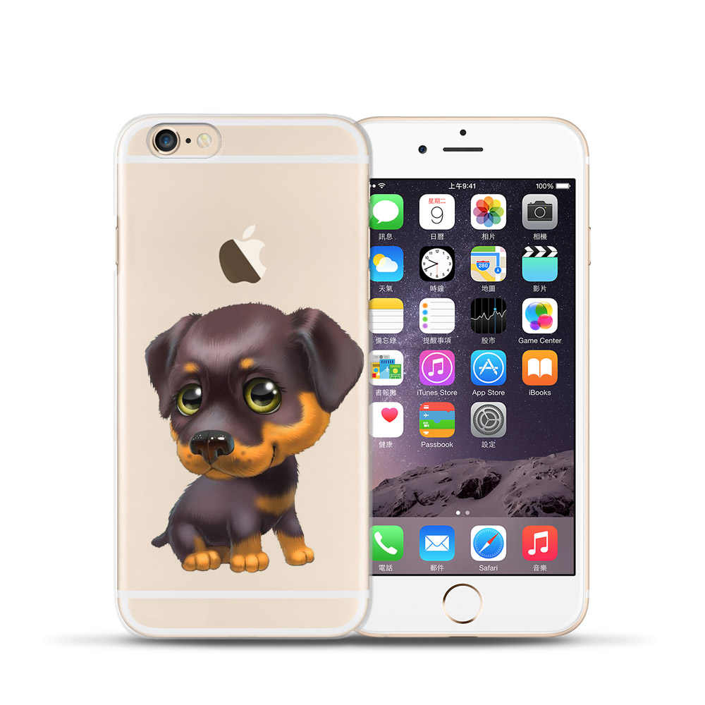 coque iphone 8 dog