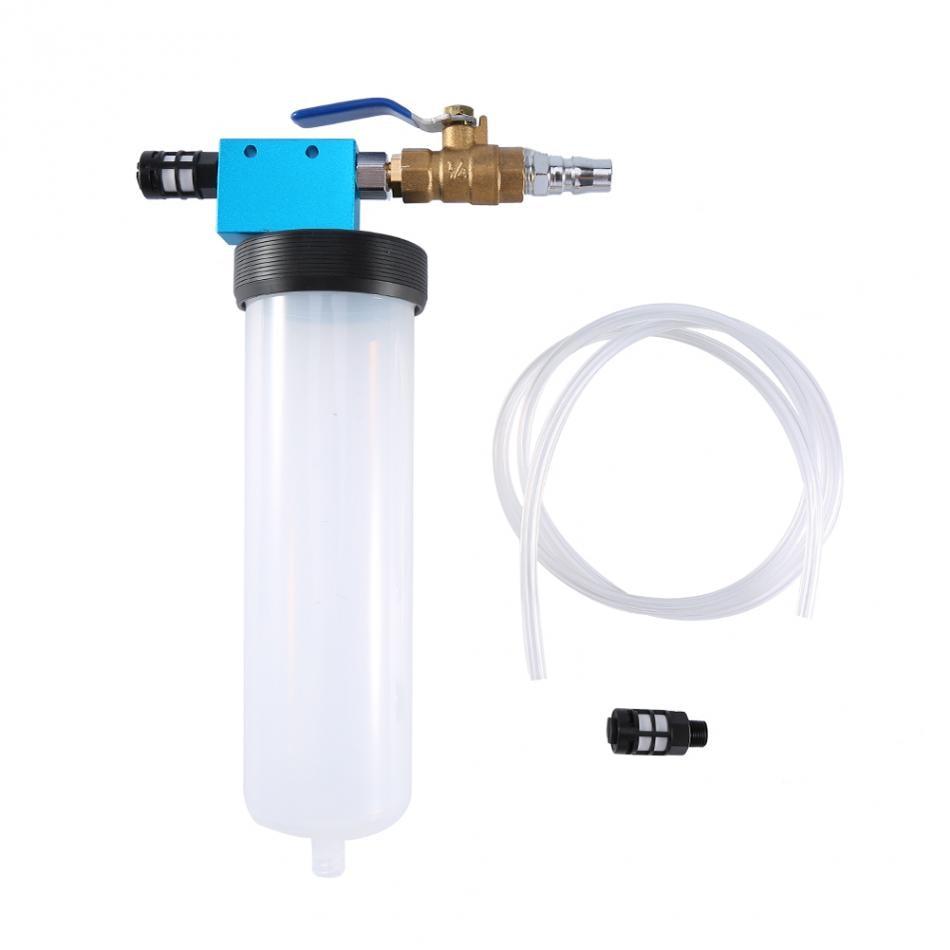 Ehrlichkeit Walfront Auto Fahrzeug Bremsflüssigkeit Ersatz Werkzeug Pumpe Öl Entlüftungs Leere Austausch Ausrüstung Kit Starke Verpackung Home