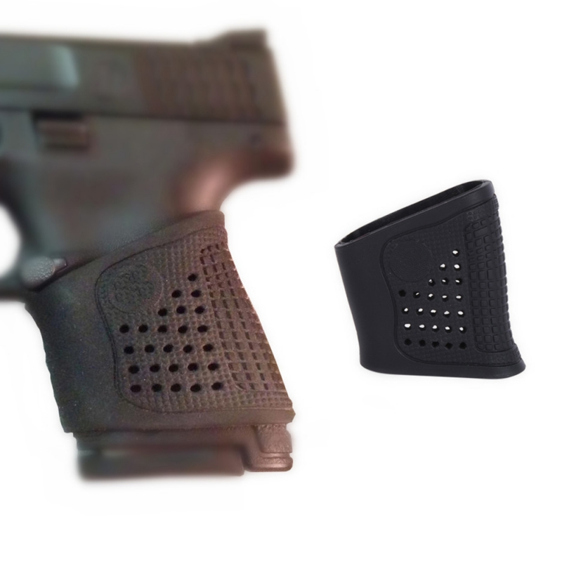 Tactical Grip Glove for S&W M&P Shield Ruger SR22 Walther PPS Taurus PT740 PT709 Hot High Quality 2017