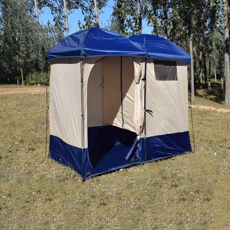 Outdoor Toilet Tent Camping Shelter Portable Shower Take