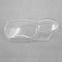 Motorcycle Clear Headlight Glass Lens Cover head Light Protector Guard For BMW K1200R K 1200 R K 1200R K1200 R 2005 2008
