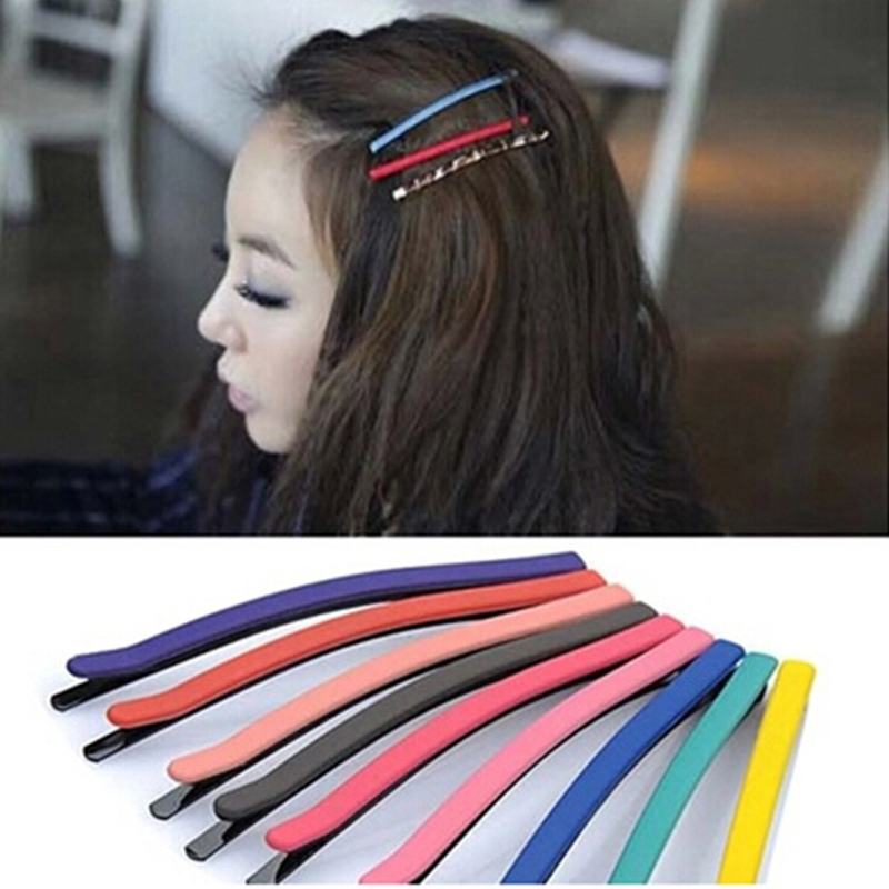12PCS Hair Clip Salon Section Hairdressing Hairpins Hair Styling Tools For Women