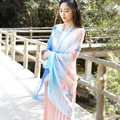 2017 spring summer long scarf Chiffon all-match sunscreen sunscreen clothing and shawls high quality fashion beach towel  WJ69