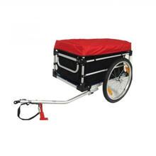 20 дюймовый велосипедный грузовой прицеп с дождевиком, рама из алюминиевого сплава, детский прицеп, детский прицеп для горного велосипеда