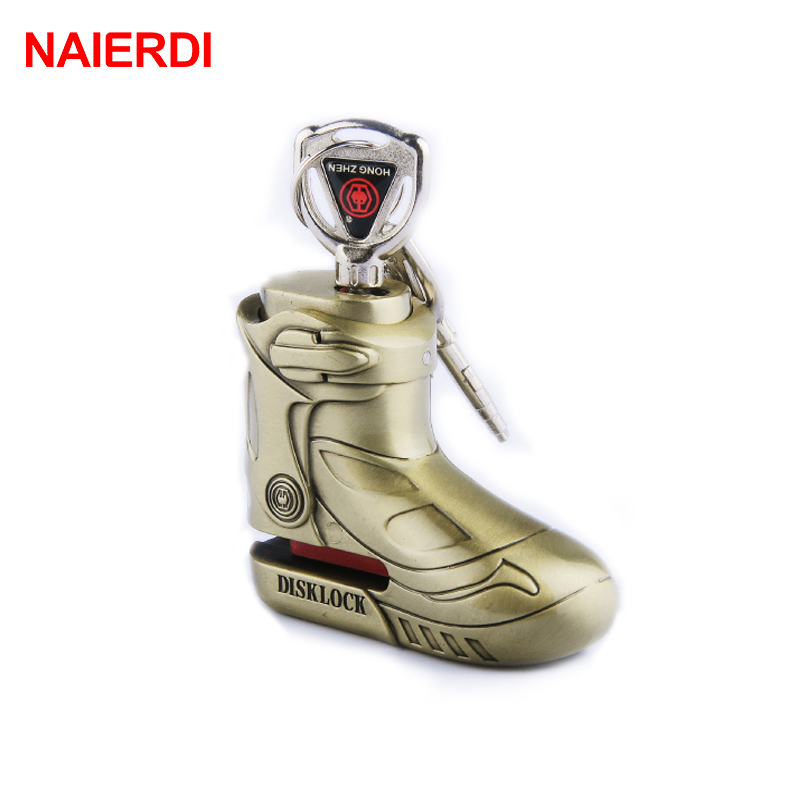 NAIERDI DS Anti Theft Disk Disc Brake Rotor Lock Super B Safety Locks Mini Portable Bike Fixed For Scooter Bicycle MotorcycleNAIERDI DS Anti Theft Disk Disc Brake Rotor Lock Super B Safety Locks Mini Portable Bike Fixed For Scooter Bicycle Motorcycle
