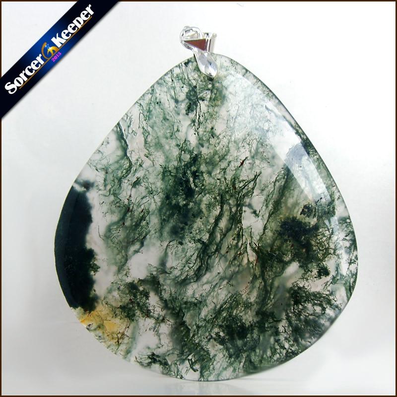 Unique Mens Jewelry Agates Natural Stone Pendants Statement Necklaces Wholesale Crystal  ...