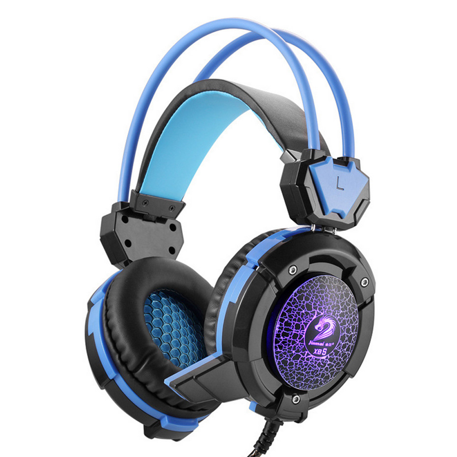 TOPYING Gaming Headset Usb Xbox One Headset For Pc Games Headset With Microphone Gaming Headset