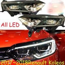 HID 、 2017 〜 2019 、車のスタイリング、コレオスヘッドライト、フルエンス、 Kangoo 、ラグナ、 Logan 、メガーヌ、サンデロ、 scala 、 safrane で、コレオスヘッドランプ