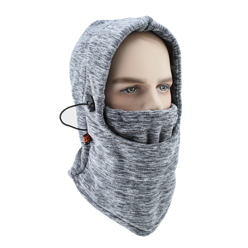 Ski mask Skiing Bibs Outdoor Sports Headgear Warm Scarf Cation Fabric Hat Tactical Mask Cycling Face Mask Bicycle riding cap #2s (2)