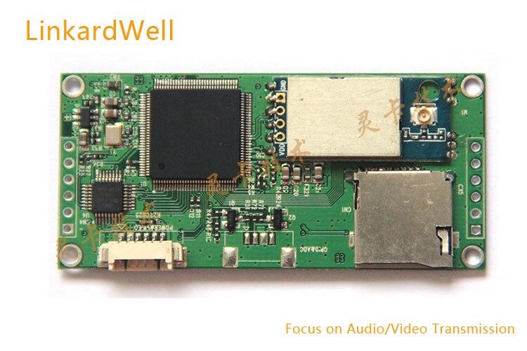 2.4G 30fps Realtime Video WIFI Transmitter for FPV Aerial Photography/ WIFI AV transmitter/ AV to WIFI цена