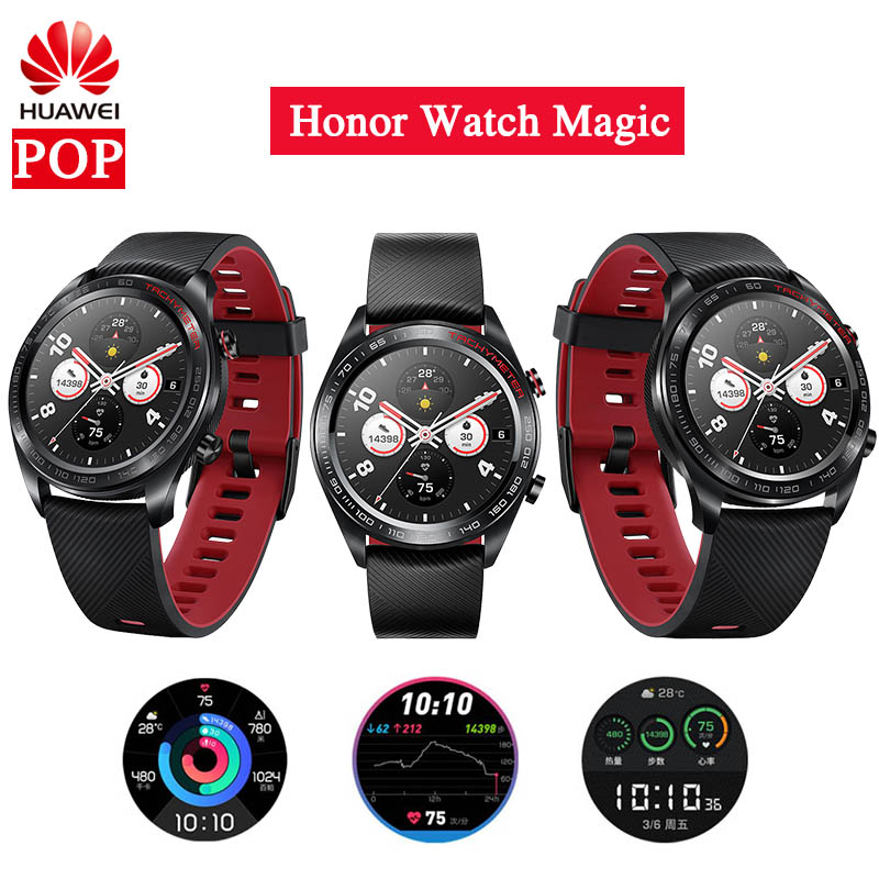 Original Huawei Honor Watch Magic watch dream Outdoor Smart Watch Sleek Slim Long Battery Life GPS