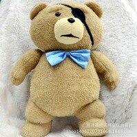 45 Cm 4 Phong Cách Tạp Dề Bow Tie Teddy Bear Plush Đồ Chơi Movie Ted 2 Nhồi Bông Mềm Động Vật Búp Bê Ted Gấu Kids Birthday Giáng Sinh quà tặng