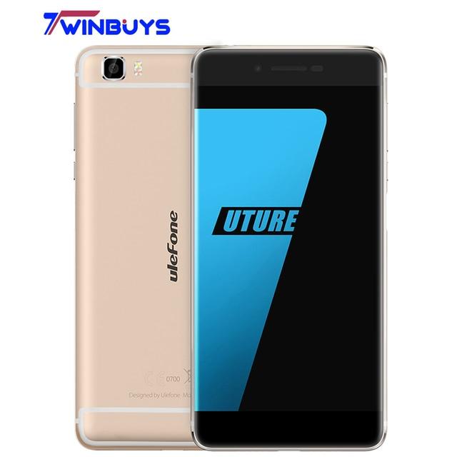 Ulefone Future 4G 5.5 Inch FHD LTE MT6755 Octa Core 4GB RAM 32GB ROM Smartphone 1920*1080 5.0MP 16MP Camera 3000mAh Android 6.0