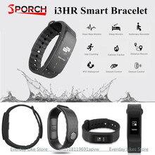 Sporch i3HR монитор сердечного ритма Смарт браслеты фитнес трекер Спорт SmartBand браслет умный браслет для IOS Android