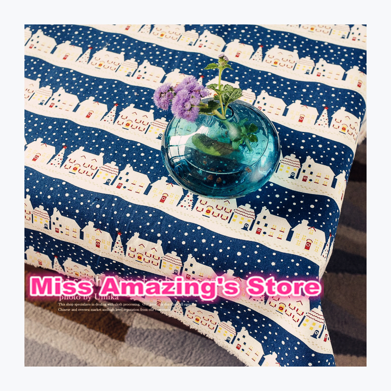 Arts,crafts & Sewing Learned 50x150cm Christmas Snow Cotton Fabric Cloth Diy Handmade Sewing Patchwork Sofa Curtain Tablecloth Kids Bedding Bag Doll Textile