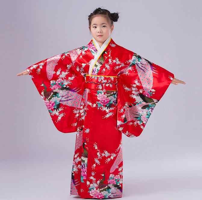 Disfraz De Japonesa Para Nina