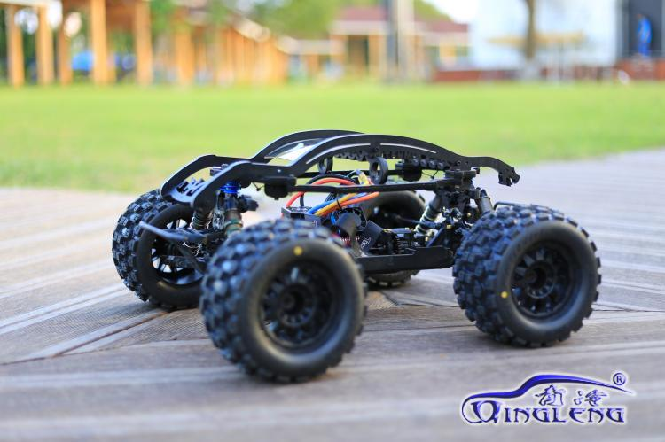 US $35 91 10% OFF|Rc Car Upgrade Part Remote Control Car Roll Cage Wheelie  Bar Protective Cover Imported Nylon Production Suitable For TEKNO MT410-in