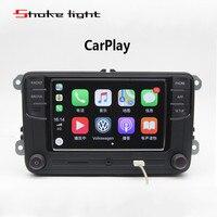6RD035187B RCD330G радио 6,5 ''MIB UI стерео CarPlay приложения MirrorLink Bluetooth для Golf 5 6 Jetta CC Tiguan Passat поло Desay