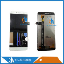 For Archos Diamond Plus LCD Display+Touch Screen Digitizer High Quality White Gold Colour With Tools & Tape 1PCS/Lot .(China)