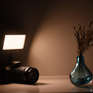 Image 5 - Andoer Ultra thin 3200K/6000K LED Light Panel Lamp Studio Video Photography 228pcs Bead for Canon Nikon DSLR Camera DV Camcorder