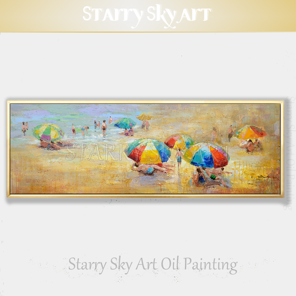 New Arrival Hand-painted High Quality Seaside Scene Oil Painting Modern Wall Art Beach Scene Oil Painting for Wall DecorationNew Arrival Hand-painted High Quality Seaside Scene Oil Painting Modern Wall Art Beach Scene Oil Painting for Wall Decoration