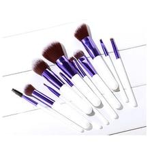 Kabuki Fluffy Powder Blush Blending Face Brush