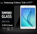 Tab 9.7 T550 закаленное стекло защитная пленка 2.5D 0.3 мм для Samsung вкладке галактики 9.7 '' T550 t555 стекла протектор