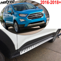 New arrival side step side bar running board for FORD Ecosport 2016 2018+,from excellent factory,quality can guarantee.