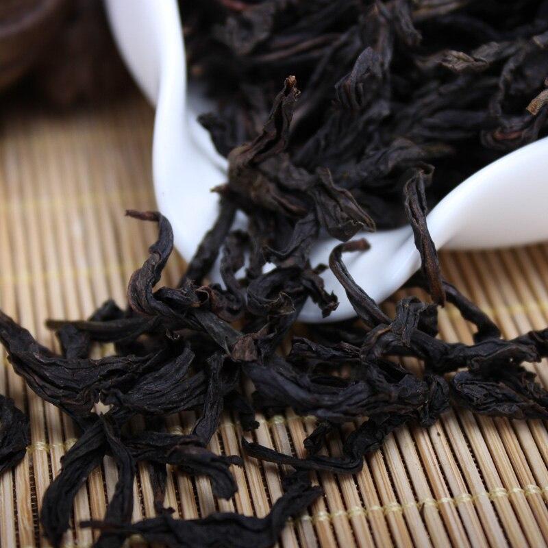 [GRANDNESS] Top Grade Chinese premium dahongpao Big Red Robe Oolong 250g chinese tea da hong pao wuyi Cliff