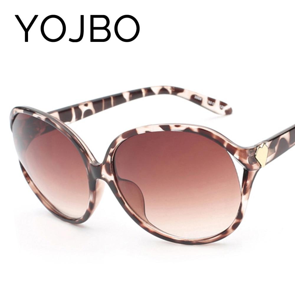 YOJBO Date De Luxe Ronde Femmes Lunettes De Soleil Lunettes Femmes 2018  Mode Vintage Marque Designer Femelle Rétro Soleil Pour De Sol 34abf2058cc5