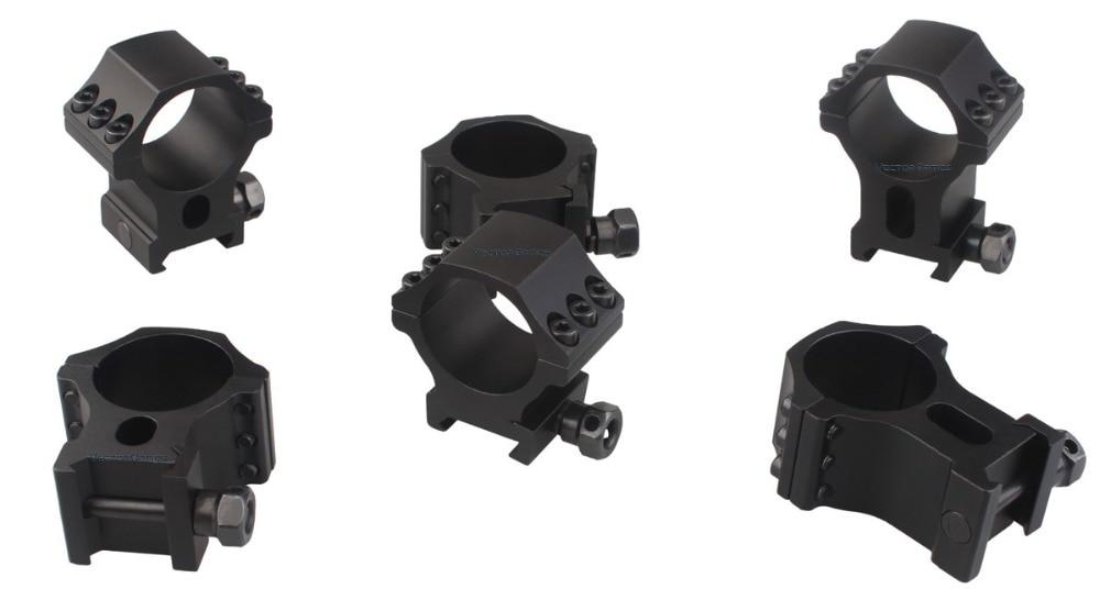 30mm X-Accu Picatinny Rings Acom