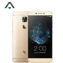 Оригинал Letv LeEco Le Max 2X829X820 4 Г LTE Мобильный Телефон 5.7 inch Quad Core Snapdragon 820 4 ГБ RAM 64 ГБ ROM 21.0 MP Отпечатков Пальцев