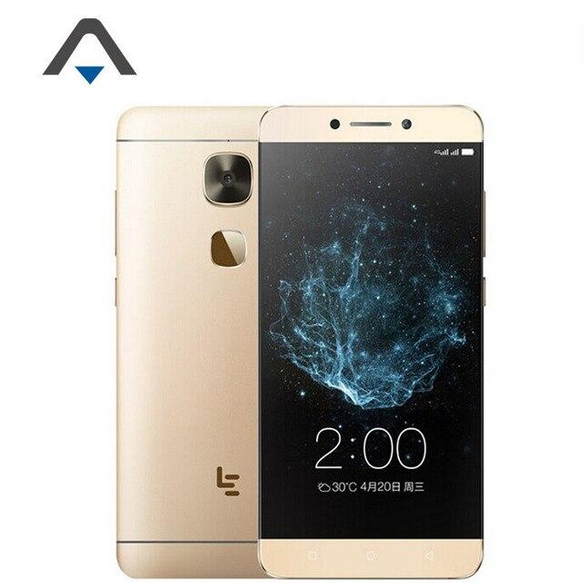 Original Letv LeEco Le Max 2 X829 X820 4G LTE Mobile Phone 5.7inch Quad Core Snapdragon 820 4GB RAM 64GB ROM 21.0 MP Fingerprint