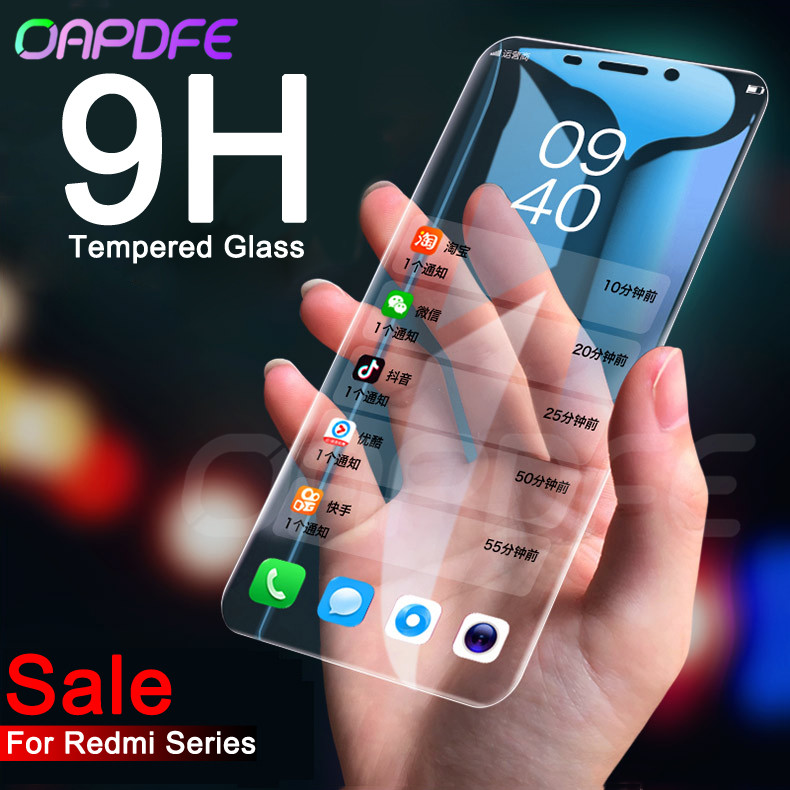 Protective Glass Tempered K20 Redmi 5a Pro 5-Plus Note-4 9H 4X Xiaomi for 5-plus/5a/S2/4-4x4a