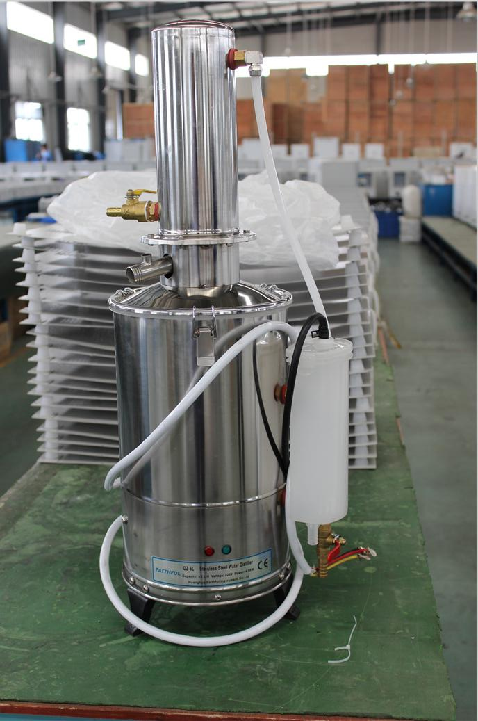 Auto-control Stainless Steel Water Distiller,220V, 20L Volume,!