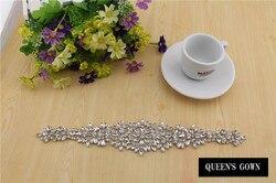 Strass décoration verre cristal strass perlé appliques motif accessoires strass applique
