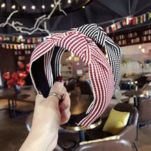 New Fashion Women Hairband Bohemia Style Headband Girls Adult Turban Knitted Hair Band Accessories