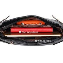 Genuine Leather Small Shoulder Bag