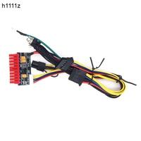 20Pin 12V DC Input 120W Output Realan Mini ITX Pico PSU DC ATX PC Switch DC