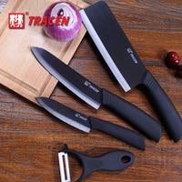 High Quality Paring Fruit Utility Peeler Vegetable Knife Cut Meat Artifact Holder Block Chef Kitchen Ceramic